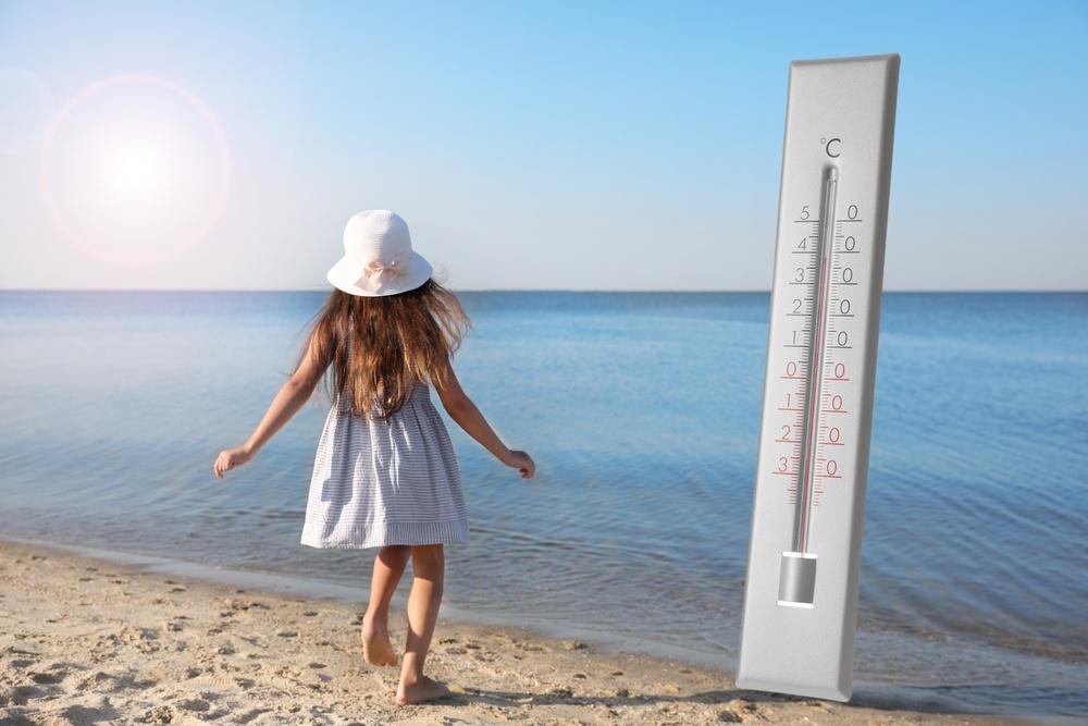 Γιατί τα παιδιά κινδυνεύουν περισσότερο από τον καύσωνα