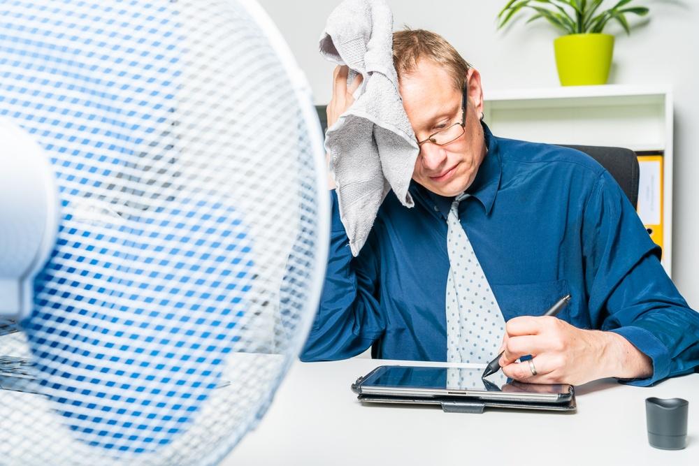 Καύσωνας Οι δημόσιοι υπάλληλοι με αυτά τα προβλήματα υγείας μπορούν να απέχουν από την εργασία τους