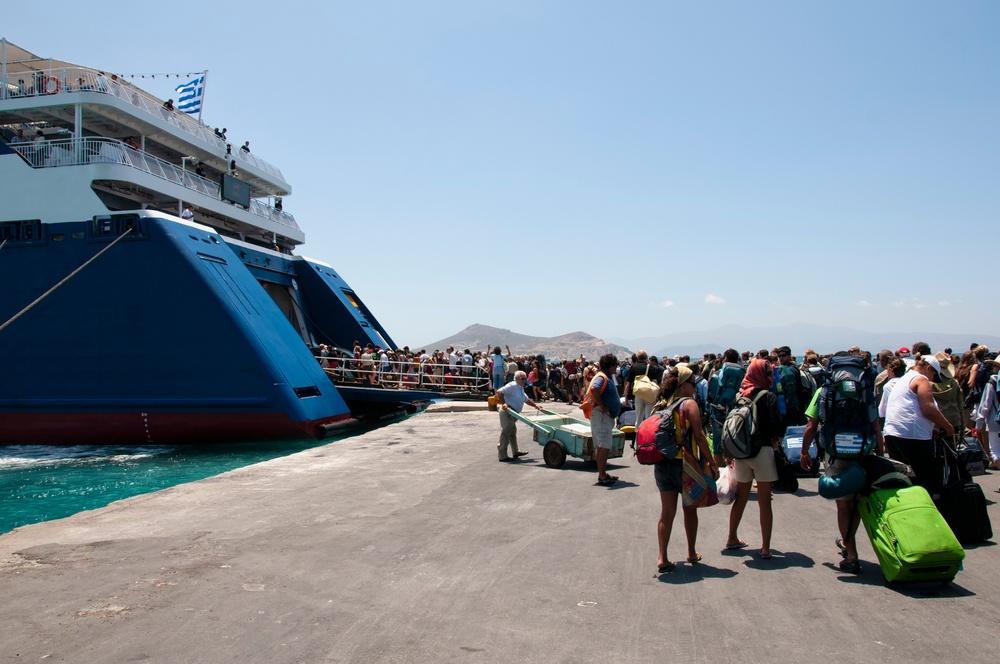 Ποια έγγραφα απαιτούνται για το ταξίδι με πλοίο