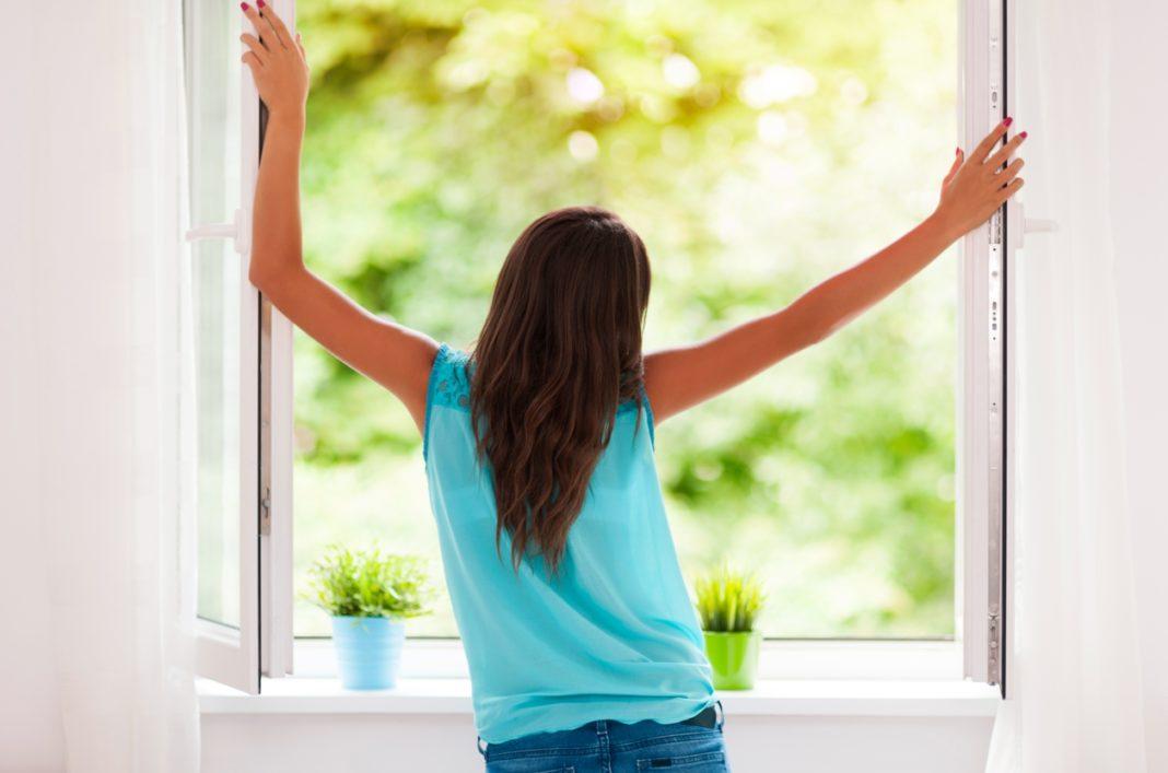 Απαραίτητος ο σωστός αερισμός του σπιτιού μας κάθε μέρα