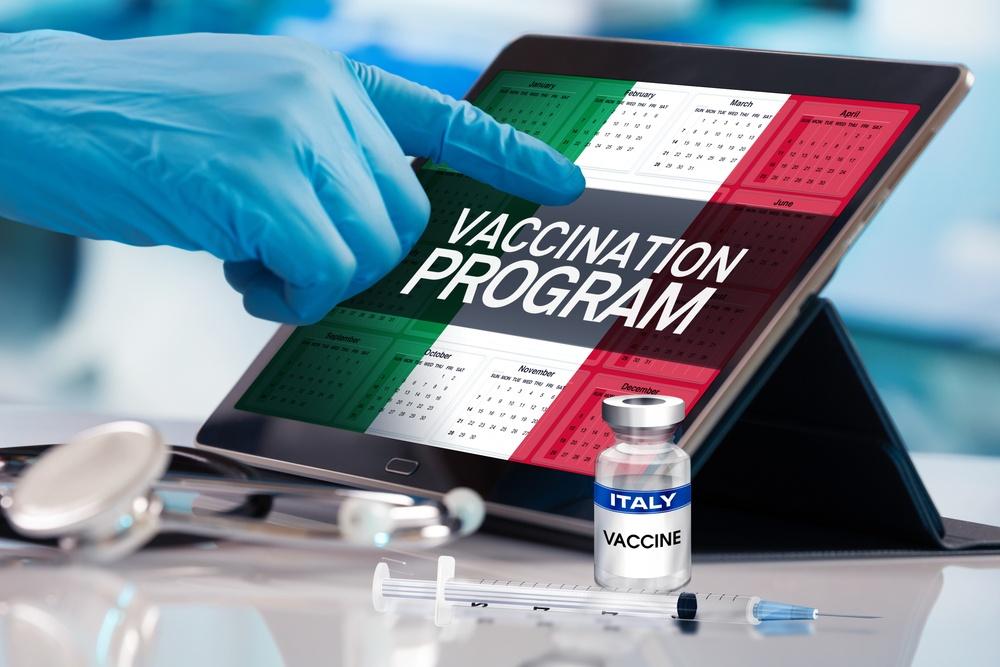 Επίθεση χάκερ στην Ιταλική πλατφόρμα εμβολιασμών - Εκτεθειμένα τα προσωπικά δεδομένα