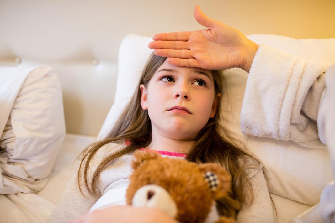 Ουρολοίμωξη στα παιδιά: Διατροφικές συμβουλές για να την αντιμετωπίσετε