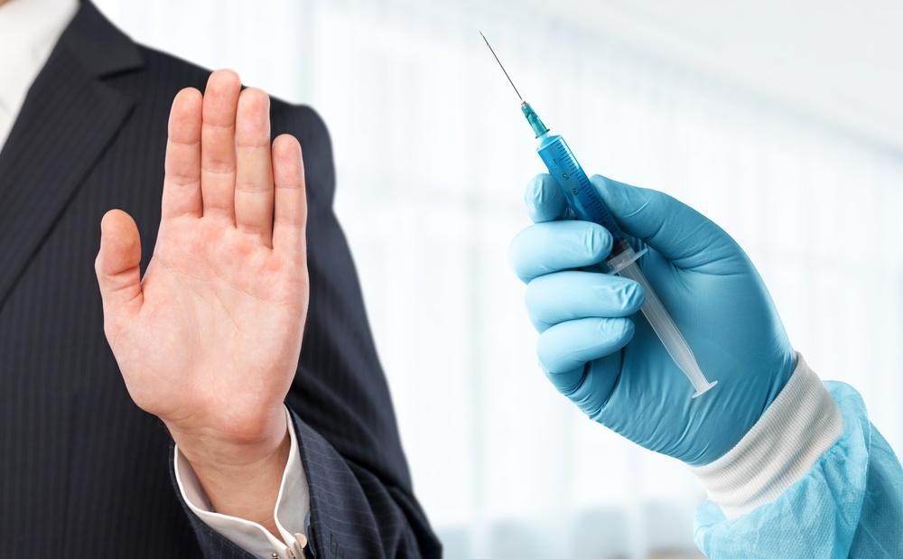 Healthstories-Τα επιχειρήματα των αντιεμβολιαστών - Η επιμονή των αρνητών αποτυπώνονται σε έρευνα