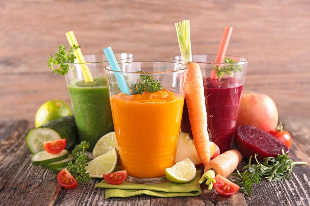 12 λαχανικά για θρεπτικούς χυμούς - Προσοχή όμως γιατί υπάρχουν και κίνδυνοι