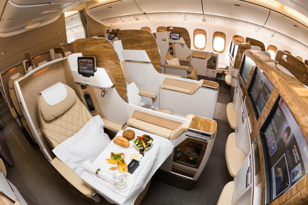 Εκπομπές άνθρακα Αεροπορικές εταιρίες προετοιμάζονται για μείωση εσόδων από την business-class