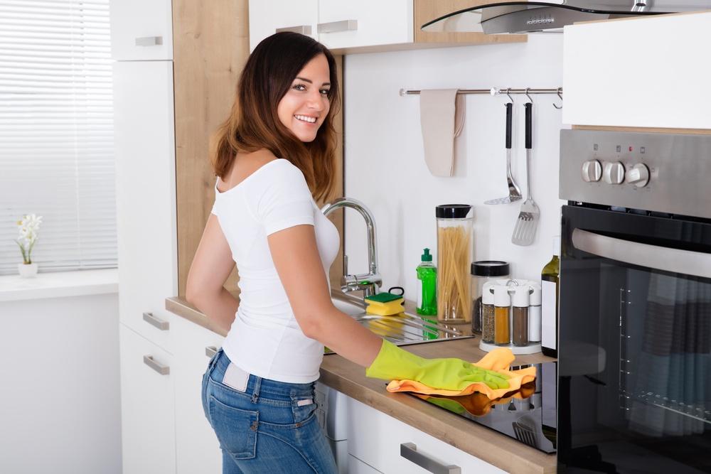 Καθαρό σπίτι Οι 9 απλές συνήθειες της καλής νοικοκυράς