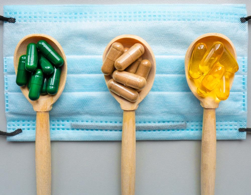 Συμπληρώματα διατροφής Αυτά περιορίζουν τις παρενέργειες από το εμβόλιο COVID-19